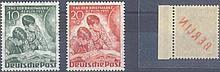 1951 Berlin, Tag der Briefmarke, Schlegel BPP, LUXUS