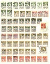 Schweiz 1913-1961,PRO JUVENTUTE Ausgaben:4100,-Euro Katalogw
