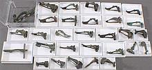 30 Römische Fibeln aus Bronze