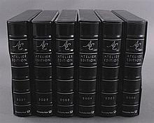 BUND ATELIER - EDITION 2001 bis 2006 komplett