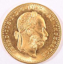 1 Dukaten Goldmünze Österreich