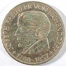5 DM Freiherr von Eichendorff