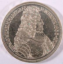 5 DM Markgraf Wilhelm von Baden
