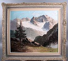 George Arnold-Graboné 1896-1982, Motiv: Darkstein