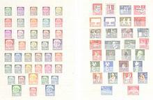 1957-1959 Saar, die 3 Jahrgänge komplett