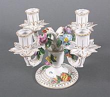Kerzenständer Dresden, im Rokokostil