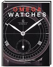 Omega Watches Book By Negretti and Goldberger