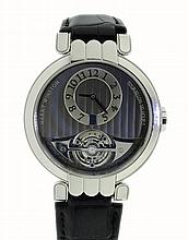 Platinum Limited Edition Harry Winston Tourbillion Watch