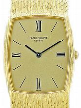 Vintage Men`s 18k Yellow Patek Philippe Watch #3518/3