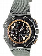 Limited Audemars Royal Oak Offshore Legacy Schwarzenegger