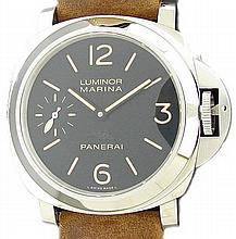 Boutique Edition Steel Luminor Marina Panerai PAM416 Watch