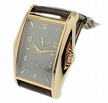 Limited 18K Rose Gold Patek Philippe 10 Day Watch 5100R