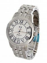 Stainless Steel Gents Perrelet Big Date Watch
