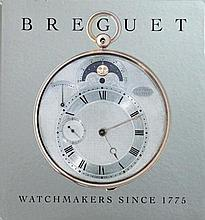 Breguet Watchmakers Since 1775 Book by Emmanuel Breguet