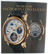 Secrets of Vacheron Constantin - 250 Years of Continuous History Catalogue