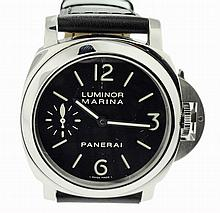 Limited Luminor Marina Panerai Watch PAM111 OP6727