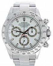 Rolex Cosmograph Daytona Chronograph Watch #116520