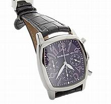 Jean Richard TV Screen Grand Chronograph Watch