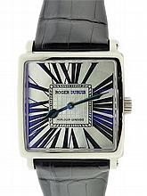 18K Limited Edition White Gold Roger Dubuis Watch