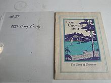 1931 camp crosley
