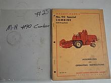 m-h #90 combine
