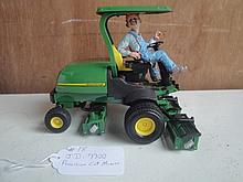 j.d. 7700 precision cut mower