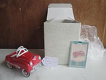kiddie car classics  red champion