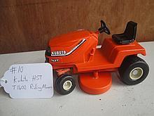 kubota hst t1400 riding mower