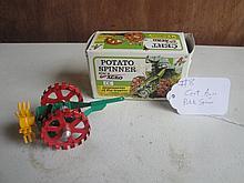 agro potato spinner