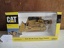 cat d11r track-type tractor