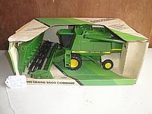 j.d. 9500 combine