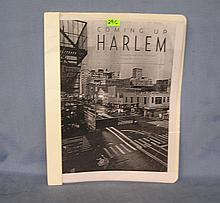 Vintage Harlem NY revival booklet and guide