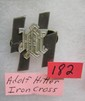 Adolf Hitler's Iron Cross