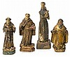 Spanish school of the 17th and 18th centuries Four saints