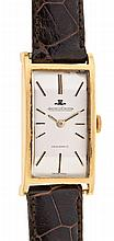 Jaeger-Le Coultre, gold gentleman's wristwatch