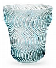 René Lalique Ay, Marne 1860 - París 1945 Actinia Vase