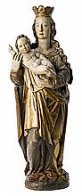 Southern German school, late 15th Century  The Virgin and Child