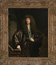 Nicolas Maes Dordrecht 1632 - Amsterdam 1693 Portrait of a knight