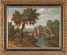 School of Central Europe, probably 17th Century  Landscape