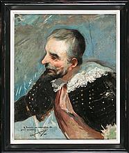José Moreno Carbonero Málaga 1858 - Madrid 1942 Ambrosio Spínola