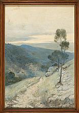 Joaquim Vancells Barcelona 1866 - 1942 Landscape