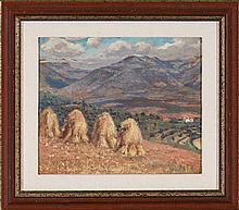 Iu Pascual Vilanova i La Geltrú 1883 - Riudarenes 1943 Almiares