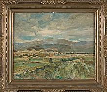 Lluís Labarta Barcelona 1852 - 1924 Tona, Seva and Taradell landscape