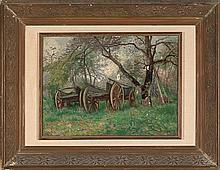 Charles H. H. Burleigh Brighton 1869 - probably Hove 1956 Carriages