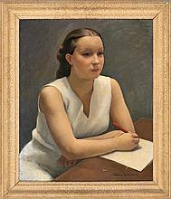 Teresa Condeminas Barcelona 1905 - 2003 Adela Fernández (La carta