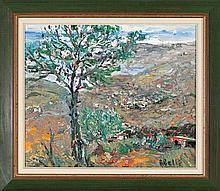 Joan Abelló Mollet del Vallés 1922 - Barcelona 2008 La Conreria. Mirant el mar