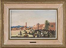 Rafael Durancamps Sabadell 1891 - 1979 Procession