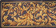 Alfombra de pasillo española en lana, del primer tercio del siglo XX