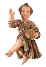 Spanish School, 17th Century  The Christ Child