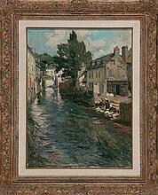 Álvaro Alcalá Galiano Bilbao 1873 - Paracuellos 1936 Canal in Brittany